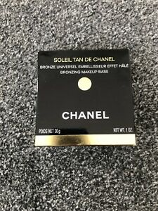 Soleil Tan De Chanel Universal Bronze 30g Genuine Bronzer - brand new in box