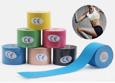 4×5m Kinesiologie Tape Kinesiology Sport Muskelschmerzen Pflege Elastic Kinesio