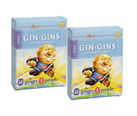 The Ginger Gente GINEBRA Gins caramelo jengibre CHICLES 2x31g - Sin Gluten