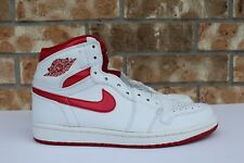 competitive price 9be00 a5b62 Men s Nike Air Jordan 1 Retro Do the Right Thing White Red Metallic  332550-161