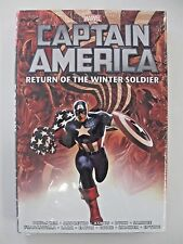*Captain America Return of the Winter Soldier Omnibus 50% off and FREE Shipping!