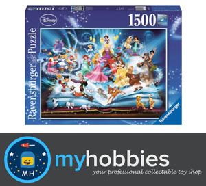 Ravensburger - Disney Magical Storybook Puzzle 1500pc