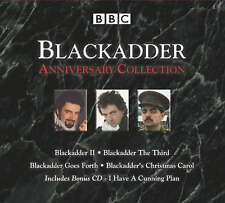 Blackadder Anniversary Collection by BBC Audio, A Division Of Random House (CD-A