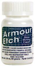 Armour Etch Glass Etching Cream ~ 2.8 oz jar