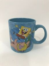 SpongeBob SquarePants Mug Coffee Cup 20 Oz Ceramic Microwave Safe Nickelodeon