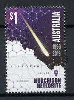 Australia Stamps 2019 MNH Murchison Meteorite 1969 Meteorites Space 1v Set