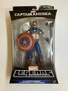 Marvel Legends Infinite Series WW2 Captain America