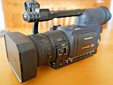 Profi-HD P2 Camcorder Panasonic HVX201 AE - nur 486 Betriebsstunden Zubehörpaket