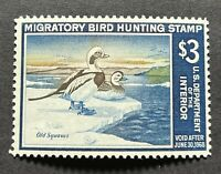 WTDstamps - #RW34 1967 - US Federal Duck Stamp - Mint OG NH
