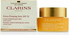 Extra-Firming Day Wrinkle Control Firming Rich Cream by Clarins, 1.7 oz