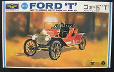 Midori 250-040 - 1911 FORD MODEL T + MOTORE - 1:28 - Auto Modello Kit PLASIC KIT