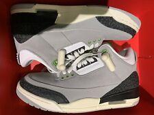 uk availability e16fa 6f555 New ListingNike Air Jordan Retro 3 Basketball SZ 9.5 Grey New