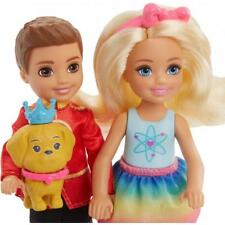 Barbie Dreamtopia Chelsea and Otto Playset with Puppy