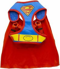 DC Comics for Pets Superhero Harness for Dogs | Superhero Dog Harness | Harness