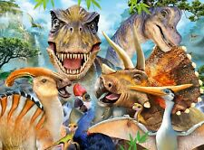 Ravensburger Delighted Dinos XXL 300pc Jigsaw Puzzle 13246