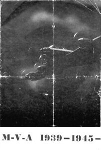 METROPOLITAN-VICKERS AIRCRAFT FACTORY: 1945 'CLOSING DOWN' BROADSHEET