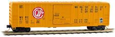 Wabash Valley 50' Rib Side Box Car Single Door MTL #025 00 910 N-Scale