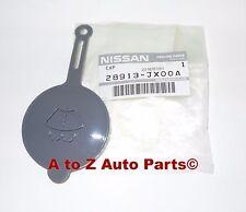 NEW 2002-2013 Nissan Altima, Maxima,350Z Windshield Washer Bottle GRAY Tank Cap
