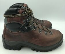 a5be6ba4e78 Scarpa Cordovan Leather Hiking Boots Womens Size 38 Made In Italy