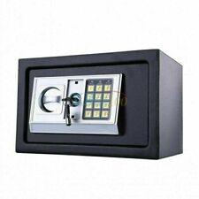 Portable Safe Box Security Cash Money Key Lock Digital Fireproof Jewelry Storage