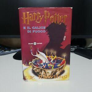 Harry Potter e Il Calice di Fuoco - Prima Edizione Geometrica
