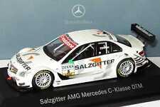 1:43 Mercedes-Benz C-Klasse W204 DTM 2007 Salzgitter Nr 5 Jamie Green Dealer-Ed.