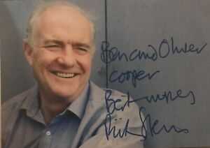 Rick Stein, TV Chef, Hand signed autographed photograph with COA
