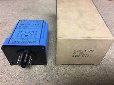 Linea elettrica ADT 120 Volt 8 Pin Relè Timer 0.6 a 6 sec