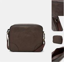 Ted Baker Messenger Donboss Logo Chocolate Shoulder Despatch Body Bag b21c1c894395b