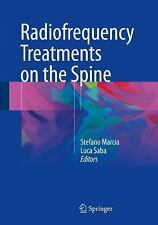 Radiofrequency Treatments on the Spine (2017, Hardcover)