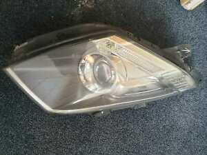 Citroen C6 LHD Front Left Side Headlight Lamp, BROKEN MOUNTS, 9660983380