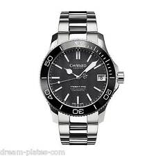 Christopher Ward C60 Trident Pro 5-day COSC 43mm automatic Swiss watch 42 black