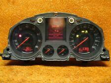 3C0920971A Instrument Speedometer Cluster Gauges Speed Temp Fuel US VW Passat 3C