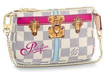 ! PORTOFINO MINI POCHETTE ACCESSORIES Louis Vuitton Summer Trunk Bag Pouch Purse