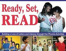 Ready, Set, Read: Building a Love of Letters and Literacy Through Fun Phonics Ac