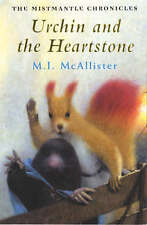 Urchin and the Heartstone by M. I. Mcallister New Book