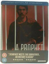 Un Prophet  Blu-Ray Steelbook UK Zavvi Edition limitée à 2000 exemplaires Neuf