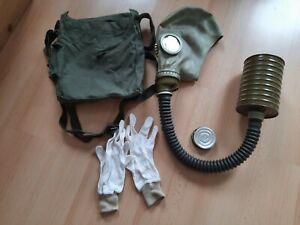 Russische Schutzmaske Gasmaske NVA, ABC Schutz