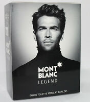 MONT BLANC LEGEND Men Spray 100ml EDT 100% Original & New in Box for Men