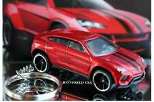 Custom Key chain Exotic Vehicle Lamborghini Urus