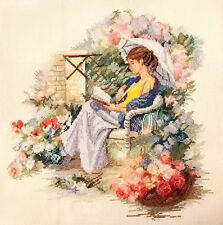 "Counted Cross Stitch Kit MARY WEAVER (MARYA ISKUSNITSA) - ""Summer garden"""