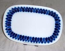 Arzberg Form 2300 TOSKANA blaue Rauten ~ Platte / Schale 22 cm