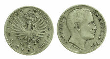 pcc1511) Vittorio Emanuele III (1900-1943) lire 2 Aquila Sabauda 1905 Mont. 144