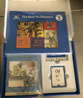 New!Hooked on Phonics Level 5 Learn To Read Everything Is Still Sealed! Cassette