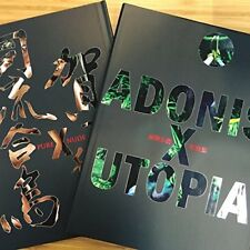 ADONIS X UTOPIA    Movie Picture Book by Scud Hong Kong