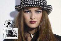 Spain 2013 - The world of cinema - Vanessa Paradis maxicard