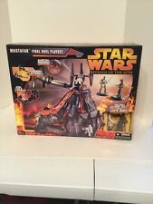 Star Wars Revenge Of The Sith Final Duel Playset