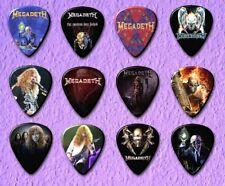 MEGADETH - Guitar Picks - Set of 12