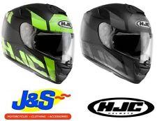 Men's Full Face Matt HJC Motorcycle Helmets