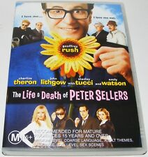 The Life And Death Of Peter Sellers-- (DVD, 2005)